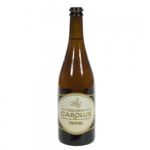 Gouden Carolus  Tripel  75 cl   Fles