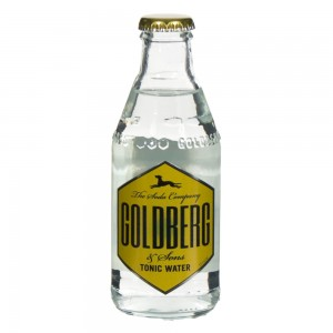 Goldberg Tonic  20 cl   Fles