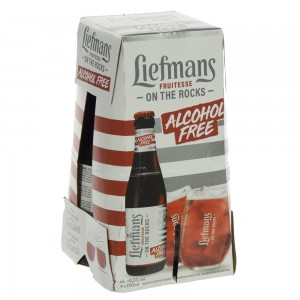 Liefmans Fruit 0%  25 cl  Clip 4 fl