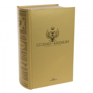 Vodka Legend of kremllin 40°  70 cl