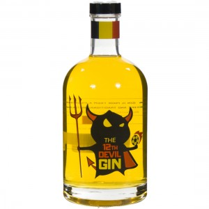 12th Devil Gin Yellow  70 cl