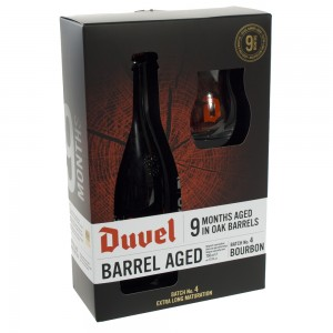 Duvel Barrel Aged  Blond      4  75 cl