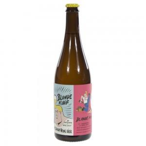 Blonde Kuif Cowboy Henk  75 cl   Fles