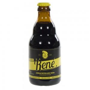 Rene  Stout  33 cl   Fles