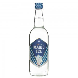 Magic Ice Vodca 37,5%  70 cl