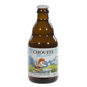 Chouffe bier  Wit  Chouffe Blanche  33 cl
