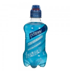 Extran Performance  Blue Berry  27,5 cl   Fles