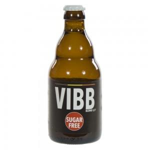Vibb Suikervrij bier  33 cl   Fles