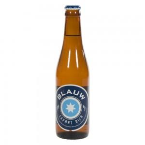 Blauw Export Bier  33 cl   Fles