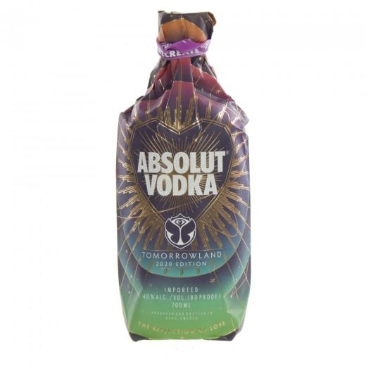 Absolut Vodka Blue TML  70 cl