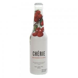 Cherie  Kersen  33 cl   Fles