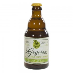 Gageleer Sour White No Hops  33 cl   Fles