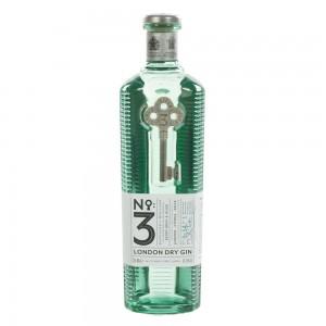 London Dry Gin nr3 46°  70 cl