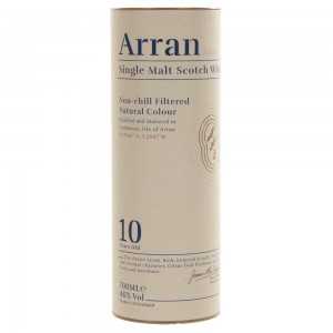 Arran Whisky 10Year 46%  70 cl