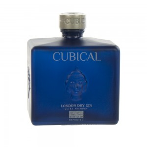 Cubical Ultra Premium Gin 45°  70 cl