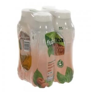 Fuze Tea PET  Black Tea Raspberry Mint  40 cl  Pak  4 st