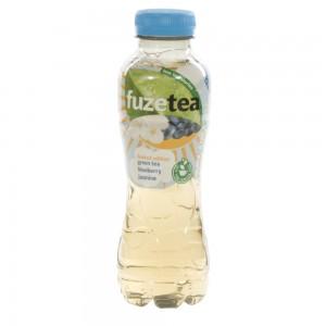 Fuze Tea PET  Green Tea Blueberry Jasmine  40 cl   Fles