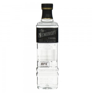 Nemiroff Vodka White  70 cl