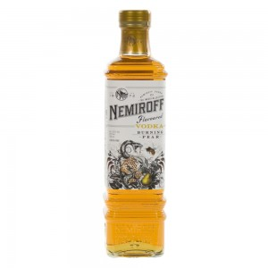 Nemiroff Vodka Pear  70 cl