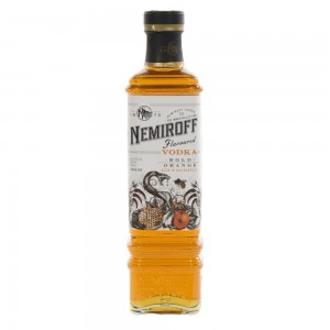 Nemiroff Vodka Orange  70 cl