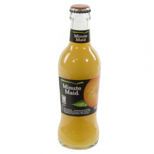 Minute Maid  Orange  20 cl   Fles