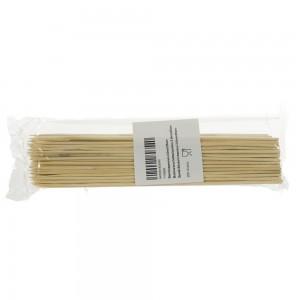 Satestokje Bamboepennen 25cm x 3mm  200 stuks