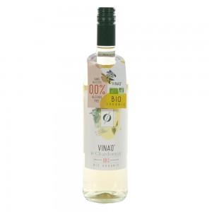 Vina 0¨% Chardonnay zonder alcohol bio  Wit  75 cl   Fles