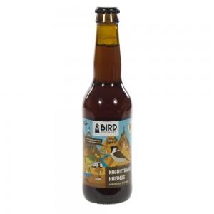 Nognietnaar Huismus (Bird Brewery)  33 cl   Fles