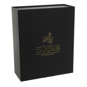Gouden Carolus Single Malt Jigger Box  20 cl  1fles+1glas