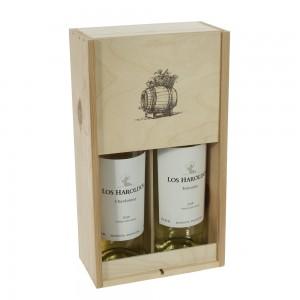 Los Haroldos varietal chardonnay/torrontes  kist 2 fl