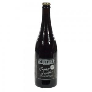 Zuster Agatha (Muifel Brouwerij)  Quadrupel  75 cl   Fles