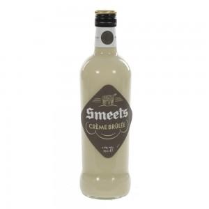 Smeets Cream jenever  Creme Brulee  70 cl
