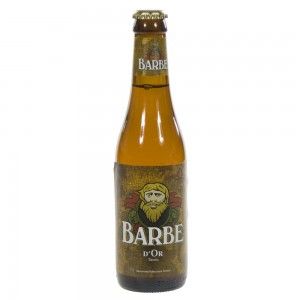 Barbe D'OR  33 cl   Fles