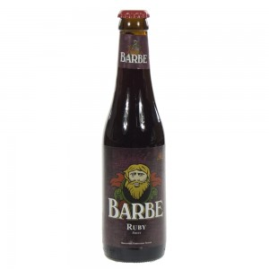 Barbe Ruby  33 cl   Fles