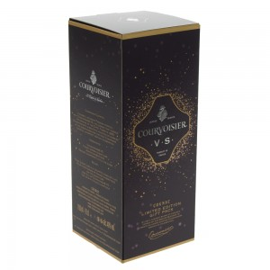 Courvoisier VS Geschenkverpakking  70 cl  1 fles in karton