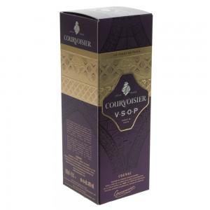 Courvoisier VSOP Geschenkverpakking  70 cl  1 fles in karton