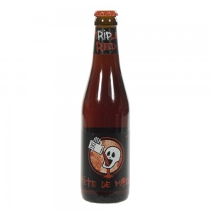 Tete De Mort Red  33 cl   Fles