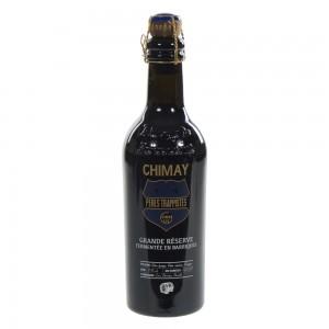 Chimay gr reserve Oak Aged 2019  Donker  37,5 cl   Fles