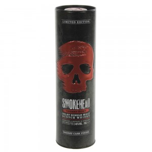 Smokehead Sherry Bomb 48% (Limited Edition)  70 cl