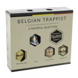 Belgische trappist selection  33 cl  4Fles