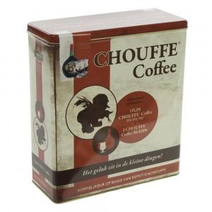Chouffe Coffee Geschenkverpakking Blik