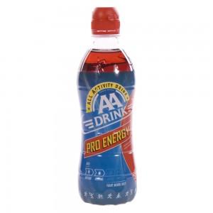 AA energy drank  Pro energy  50 cl   Fles