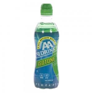 AA energy drank  Citoen Isotone  50 cl   Fles