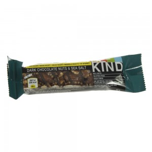 BeKind Reep Dark chocolate nuts & sea Salt