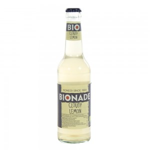 Bionade  Cloudy Lemon  33 cl   Fles