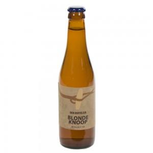 Blonde Knoop (den duffeleir)  33 cl   Fles