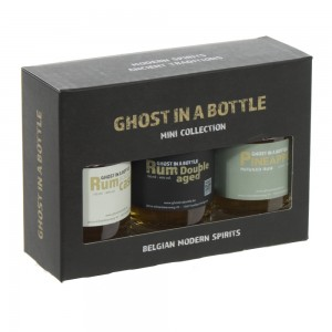 Ghost In A Bottle Mini collection  10 cl