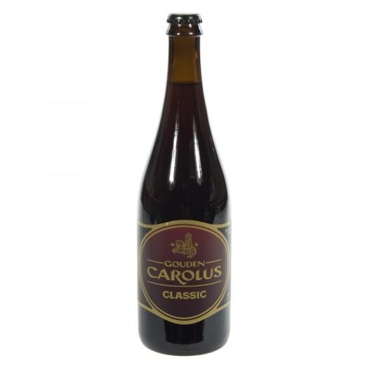 Gouden Carolus  Classic  75 cl   Fles