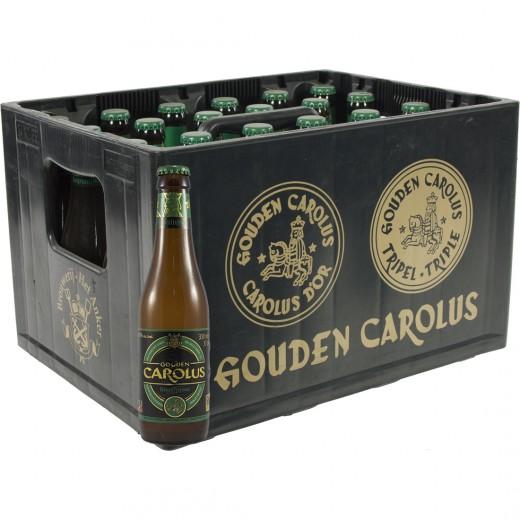 Gouden Carolus  Hopsinjoor  33 cl  Bak 24 st