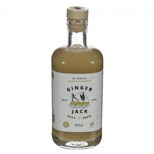 Ginger Jack  70 cl